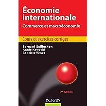 Économie internationale - 7e édition : Commerce et macroéconomie (Éco Sup)