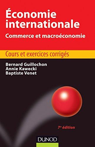 Économie internationale - 7e édition : Commerce ...