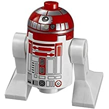 LEGO Star Wars minifigure Astromech Red Droid from V-Wing Starfighter (75039) by LEGO