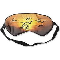Nature Birds Sunset Sky Sleep Eyes Masks - Comfortable Sleeping Mask Eye Cover For Travelling Night Noon Nap Mediation... preisvergleich bei billige-tabletten.eu