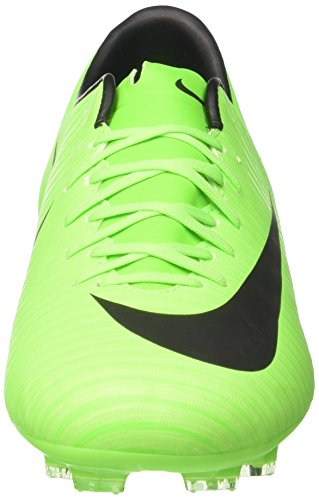 Nike Mercurial Victory Vi Fg, Chaussures de Football Homme Vert (Electric Green/flash Lime/white/black)