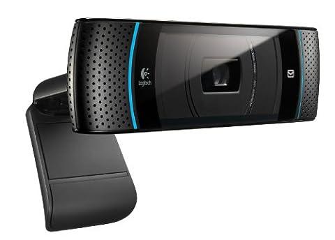 Logitech TV Cam for Skype (HD 720p, kompatibel mit Skype-fähigen