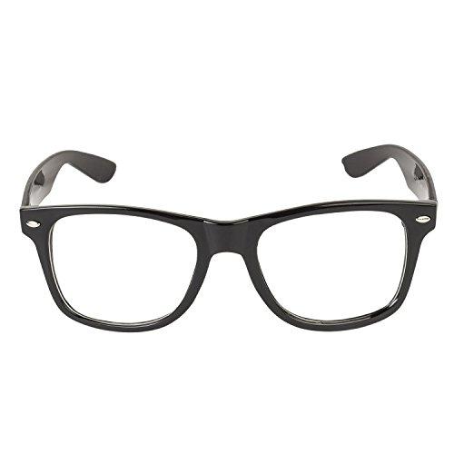 99e20c4e9b8 Sheomy Unisex Combo Pack of Full Rim Wayfarer Unisex Spectacle Frame and  Black Aviator Sunglasses for Men and Women with 2 boxes