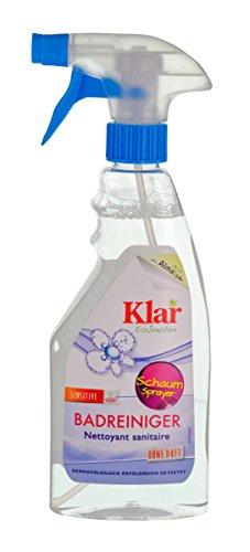 Klar Reiniger (Klar Bio Badreiniger mit Sprayer 500 ml)
