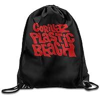 KITTE Gorillaz portátil bolsa de almacenamiento talla única