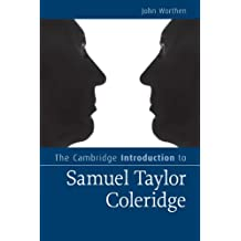 The Cambridge Introduction to Samuel Taylor Coleridge (Cambridge Introductions to Literature)
