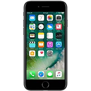 Apple iPhone 7 Sim-Free Smartphone, 32GB - Black (MN8X2CN/A)