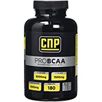 CNP Pro BCAA Branch Chain Amino Acids Nutrition Tablets 180 Tablets
