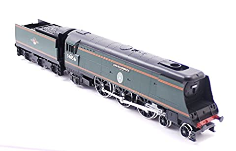 Hornby Top Link R310 OO Scale Battle Of Britain Class 4-6-2 Steam Locomotive Lord Beaverbrook BR Lined Green Livery Number 34054