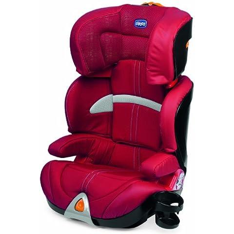 Chicco 8003670828662 - Silla de coche oasys 2-3 rojo