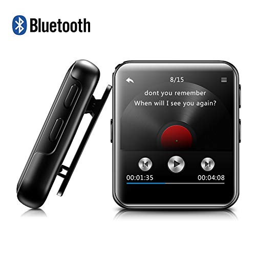 "MP3 BENJIE 8GB MP3 Bluetooth 1.5"" Reproductor"