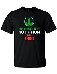 FGM Herbalife Nutrition Est 1980 24 Hours USA Size Men T Shirt S