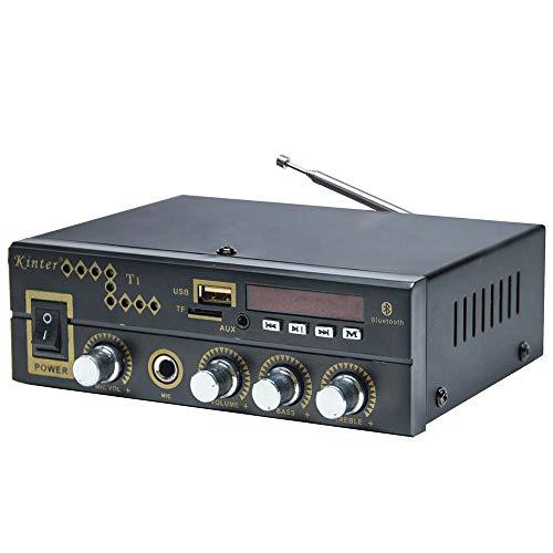 DollaTek Kinter T1 Hi-Fi Karaoke Amplificador Audio