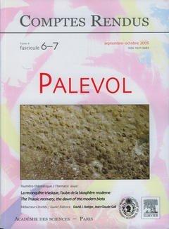 Comptes Rendus Académie des Sciences, Palevol, Tome 4, Fasc 6-7, Septembreoctobre 2005 : la Reconque