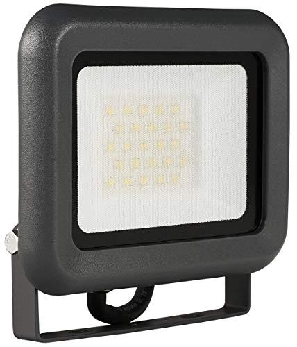 LUMIRA LED Fluter 20W, Ersatz für 200W Flutlicht-Strahler, Außen-Leuchte für Innen- und Außenbereich, IP65, Neutralweiß -