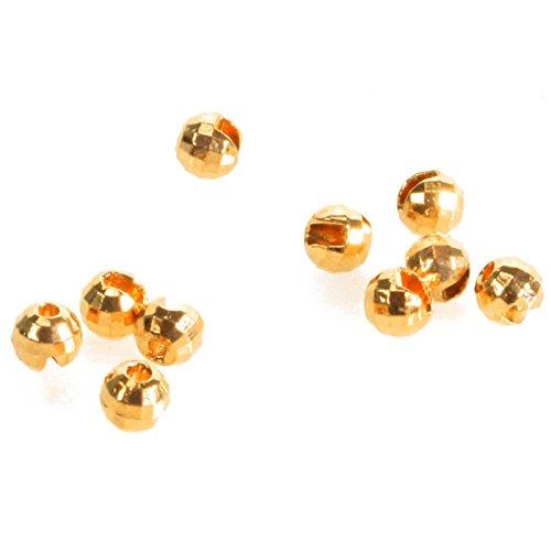 taimen Fliegenbinden Wolfram Schlitz Perlen Reflex (10) 2.5 mm (Fly Wolfram Tying Beads)
