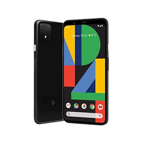 google pixel 4 14,5 cm (5.7) 6 gb 64 gb nero 2800 mah pixel 4, 14,5 cm (5.7), 1080 x 2280 pixel, 6 gb, 64 gb, 16 mp, nero