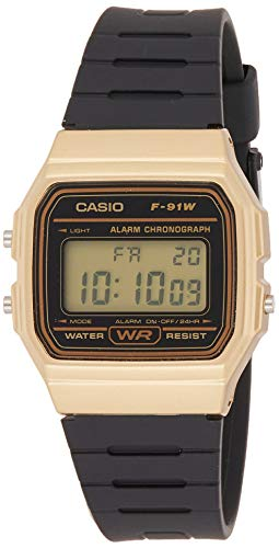 Casio Collection Unisex Armbanduhr F-91WM-9AEF