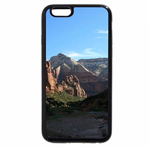 iPhone 6S / iPhone 6 Case (Black) Zion National Park, Utah
