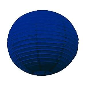 Tim & Puce 5023S - Farolillos japoneses (15 cm), Color Azul