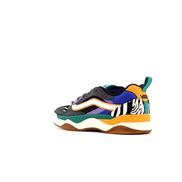 Vans Sneakers Unisex UA BRUX WC VN0A4BH4V8L (36.5 – Tidepool-Marigold)