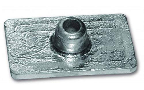 Navyline Zink Anode Platte 4,5/7,5/9,8 PS für Mercury -