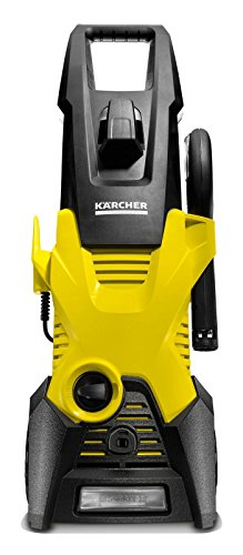 Karcher K 3 Car High Pressure Washer with 3 Extra Connectors