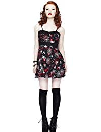 Hell Bunny Minikleid KIRSTY DRESS black