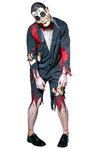Rubie's Offizielles schaurige Puppet Master Kostüm Halloween Zombie-Erwachsene Standard - Puppet Master Halloween Kostüm