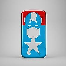 Superhéroes Capitán América Samsung Galaxy S4