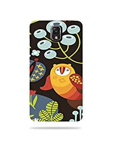 alDivo Premium Quality Printed Mobile Back Cover For Samsung Galaxy Note 3 / Samsung Galaxy Note 3 Printed Mobile Case / Back Cover (XT-037G)
