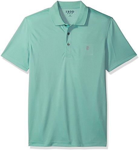 Izod Herren Polo Hemd - grün -