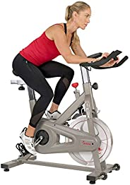 Sunny Health & Fitness Unisex Adult Sf-B1851 Synergy Pro Magnetic Indoor Cycling Bike - Black, One
