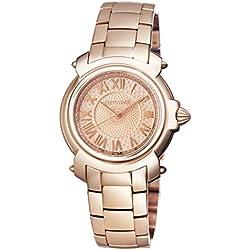 Roberto Cavalli: oro rosa reloj de mujer