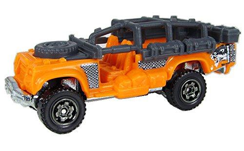 Matchbox Geländewagen Sahara Survivor orange - MBX Explorers