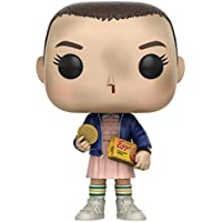 Stranger Things Eleven with Eggos (Chase Edition Possible) Vinyl Figure 421 Collector's figure
