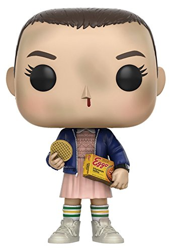 FunKo – 421 – Pop – Stranger Things – Eleven with Eggos, Modèles Variés