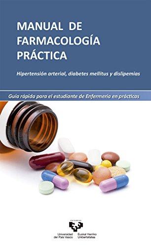 Manual de farmacología práctica por Irrintzi Fernández Aedo