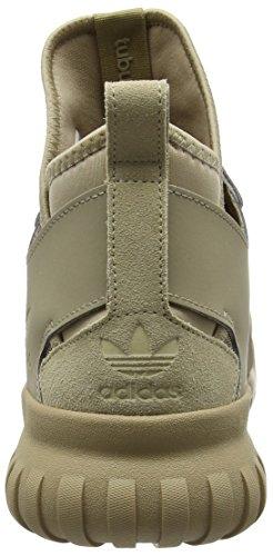adidas Tubular X, Chaussures de Running Entrainement Homme Beige (Hemp/Hemp/Ftwr White)