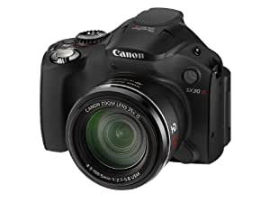 Canon PowerShot SX30 IS Digital Camera (14.1 MP, 35x Ultra Wide-angle Optical Zoom) 2.7 Inch Vari-angle Purecolor LCD