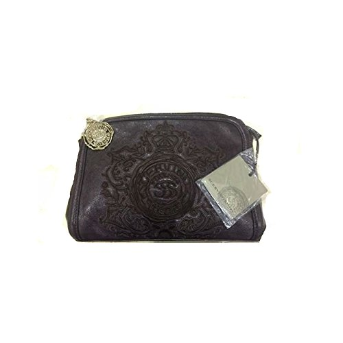 Borsa Scervino Street Cod. SCBPU0000069 Babette marrone shoulder bag hand bag brown pochette donna outlet borse a mano con tracolla made in italy