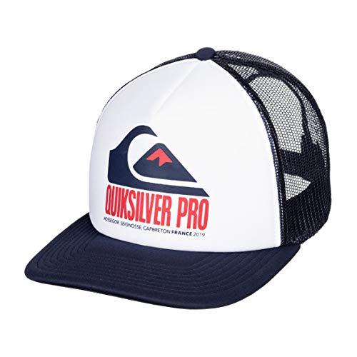 Quiksilver Quik Pro France Trucker Cap - White