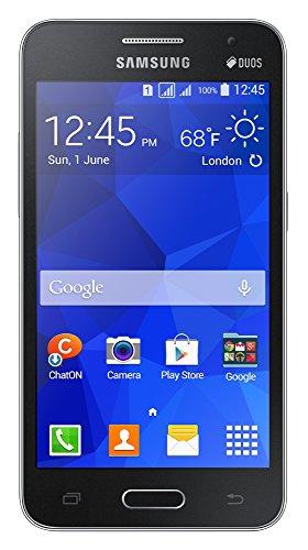 Samsung Galaxy Core 2 (Black, 4GB)