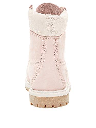 Boot In Donna W 6in Timberland Rosa Classici Premio 6 Stivali Ftb q5xwTX