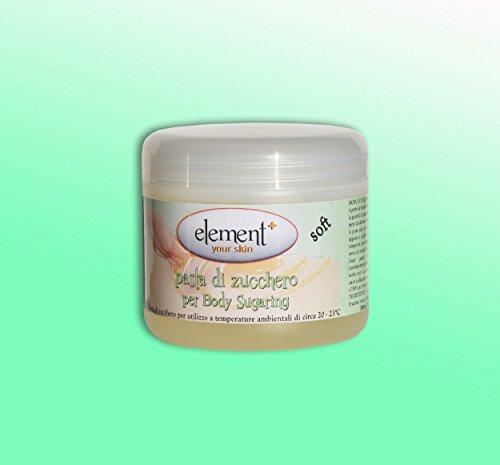 Pasta di Zucchero ELEMENT Soft ml 500
