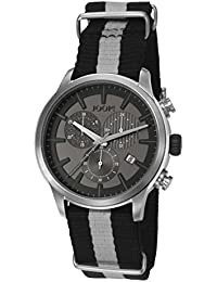 Joop! Herren-Armbanduhr Richard Chronograph Quarz Textil JP101751001