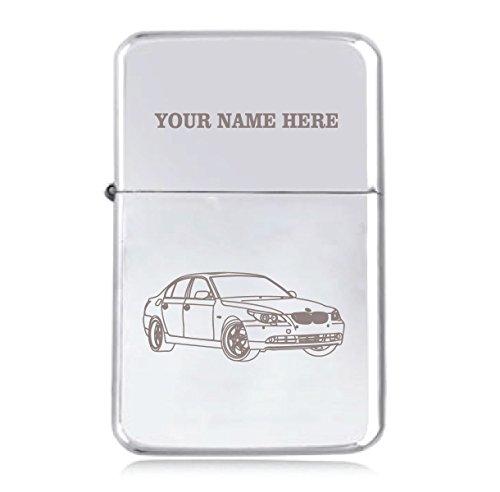 Star winddichtes Benzin-Feuerzeug des 5er BMW, personalisierbar