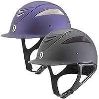 Gatehouse Conquest Kinder reiten Competition matt Helm frei Hat Tasche