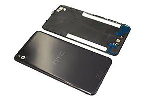 HTC Desire 816 Akkudeckel Akku Deckel Cover Schale Gehäuse Original Neu black/schwarz