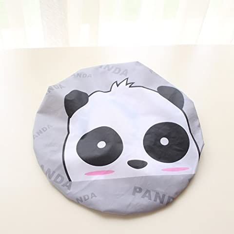 Fanmeili QJ0138 muffa tappo a prova di Doccia, Panda